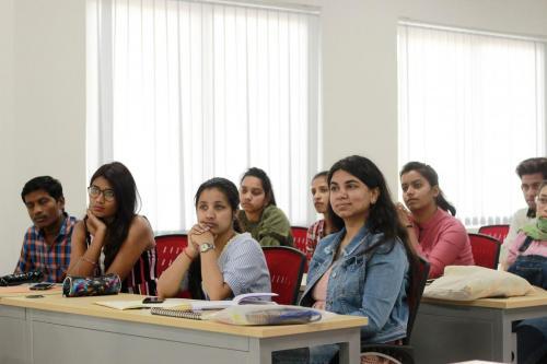 School of Fashion Students