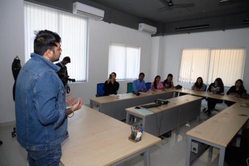 School of Fashion Mentor -Nishankh Sainani
